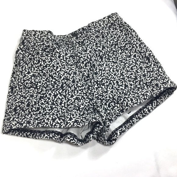 American Apparel Pants - American Apparel High Waisted Winie Shorts 25